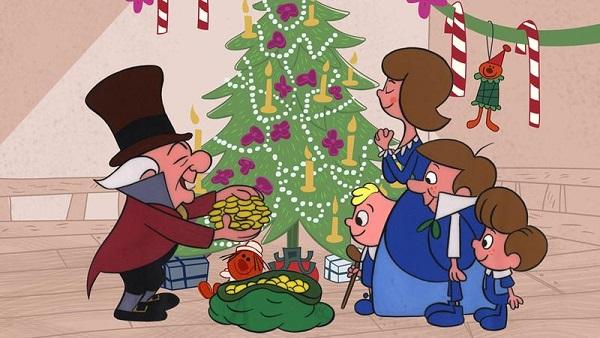 [TWELVE DAYS OF 'A CHRISTMAS CAROL'] DAY FOUR — MR. MAGOO'S CHRISTMAS CAROL (1962)