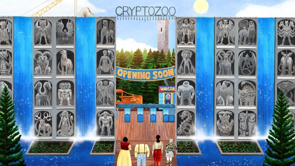 'CRYPTOZOO' IS A GORGEOUS YET IMPERFECT IMAGINING OF A WORLD FULL OF CRYPTIDS