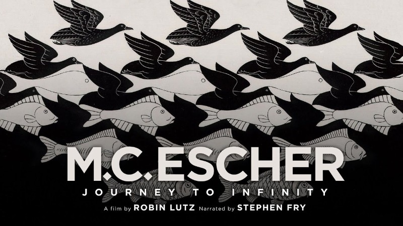[THE DAILY GRINDHOUSE INTERVIEW] A TALK WITH THE MAKERS OF 'M.C. ESCHER: JOURNEY TO INFINITY'