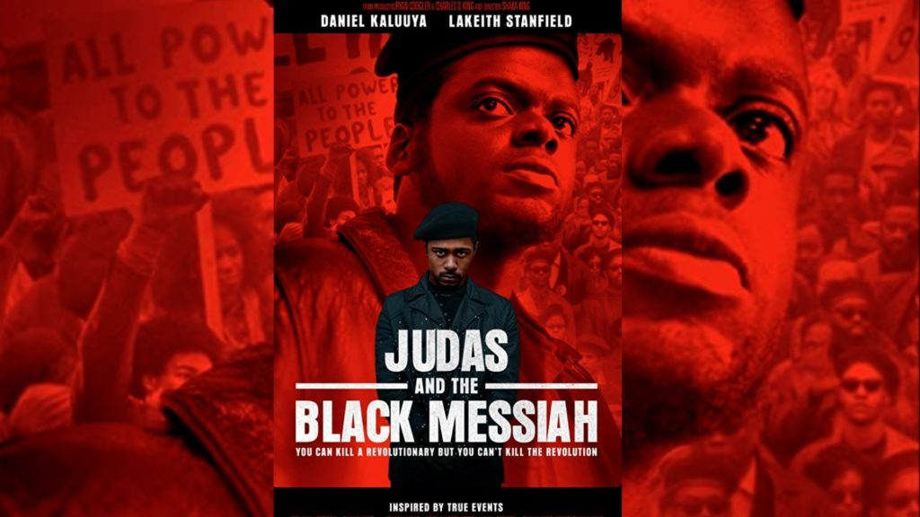 [NOW PLAYING] JUDAS AND THE BLACK MESSIAH (2021)