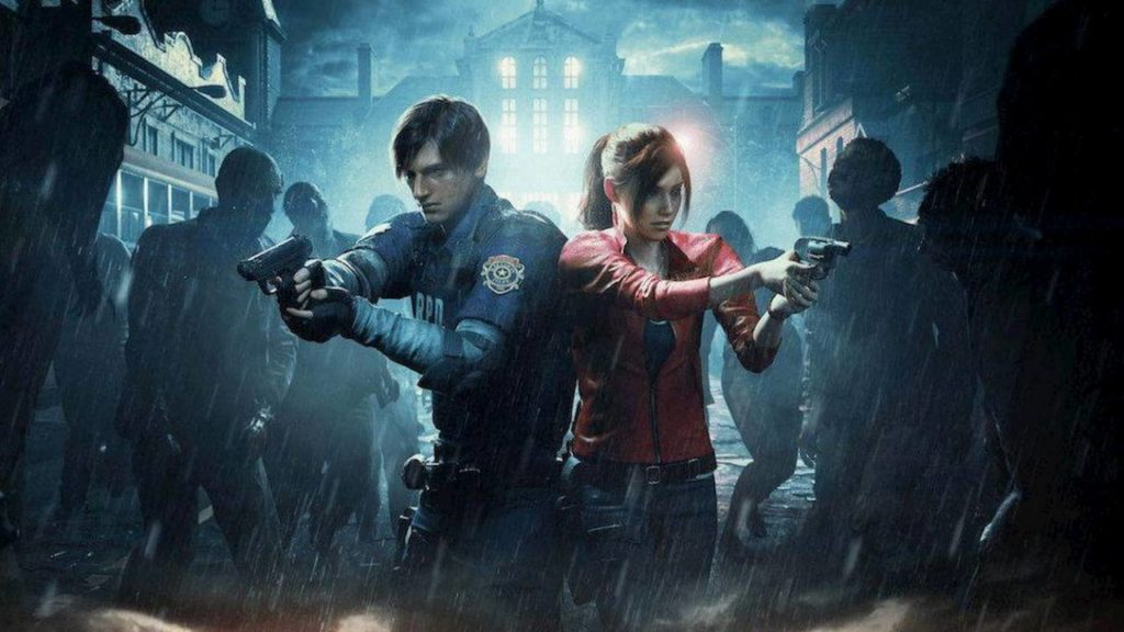 WHEN ONE DOOR CLOSES: HOW RESIDENT EVIL'S DOORS SUBVERT EXPECTATIONS OF WHAT A SAFE SPACE IS