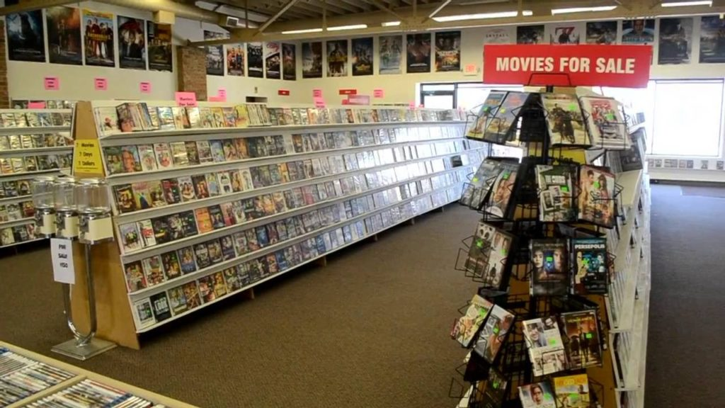 MOM N' POP AIMS TO LOOK AT THE VIDEO STORES BLOCKBUSTER LEFT BEHIND