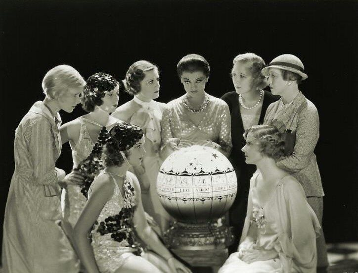 [13 FOR FRIDAY THE 13th!] THIRTEEN WOMEN (1932)