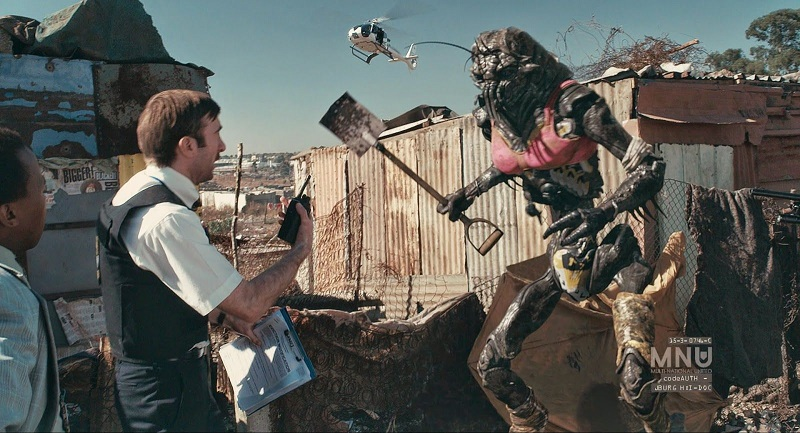 [MOVIE OF THE DAY] DISTRICT 9 (2009)